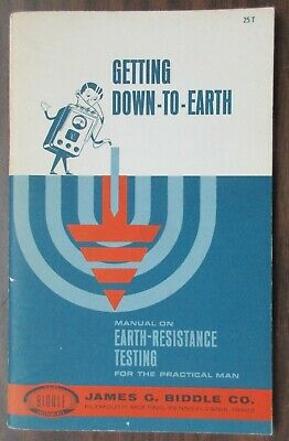 Getting Down to Earth - Earth Resistance Testing - James Biddle Company