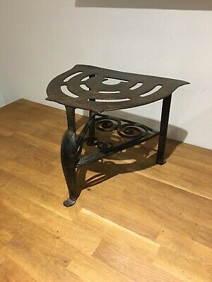 Large 18th Century , Wrought Iron Trivet