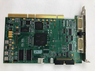 1pc DALSA coreco imaging X64-cl acquisition card OR-64E0-IPRO0 Tested