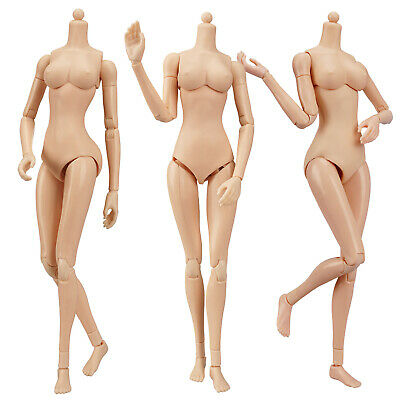 12inch Action Figure DIY Fitting Hands 2Pairs for 1//6 Kumik Female Body ACCS