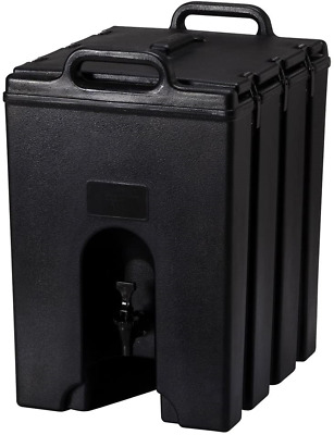 Camtainer 10 Gallon Capacity Black