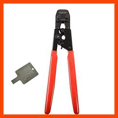 SENTAI PEX Ratcheting Crimping Tool Crimper For Stainless Clamps Sizes From 3/8
