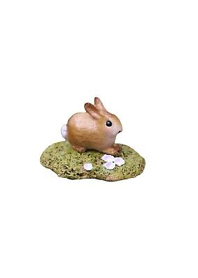 Wee Forest Folk A-008 Spring Bunny Accessory (Limited)