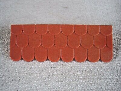 Playmobil 3666 Castle Parts House WALL 2 WINDOWS HTF Kings Medieval Knights I