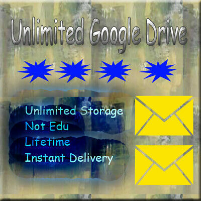 🌟🌟Gsuite Unlimited Google Drive Storage Custom Nick  NOT .edu🌟 fast Delivery