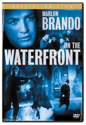 DRAMA-On The Waterfront DVD NEW