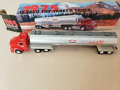1995 Edition 1975 Texaco Toy Tanker Truck NEW IN THE BOX