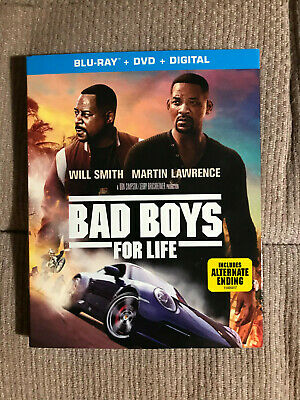 Bad Boys For Life: Blu Ray-Dvd-Digital