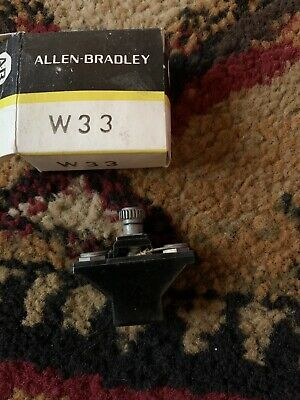 Allen Bradley W33 Heater Element for Thermal Overload Relays New In Box