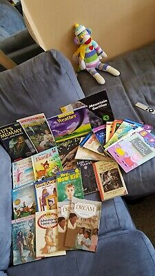 Story Time Bundle / Lot of 26 Books for young children/ kids pre-teens