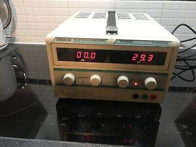 Hq Power Adjustable Dc Power Supply Ps3020 0-30 Vdc/0-2A