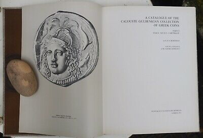 Robinson A catalogue of the Calouste Gulbenkian collection of Greek coins