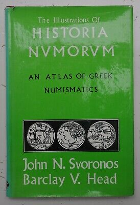 Svoronos & Head The illustrations of Historia Numorum Greek coins numismatics