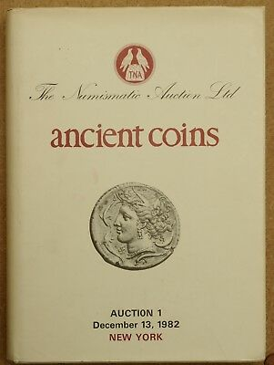 Tradart Ancient coins. Greek, Roman, Byzantine. New York, December 13,1982