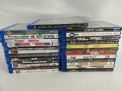 Lot Of 25 Blu-ray Movies