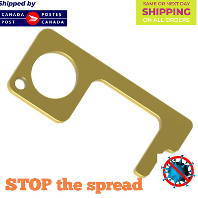 No Touch door opener key chain germ free*Stop the spread*Fast SHIP* CA Stock*