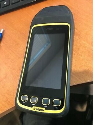 Trimble T41CG handheld featuring a 1-2 meter gps receiver