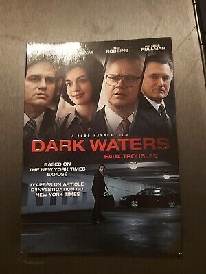 Dark Waters - DVD SIZE - SLIPCOVER ONLY, NO DISC