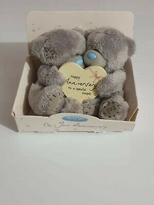 Me To You Tatty Teddy On Your Anniversary Double Bear Set