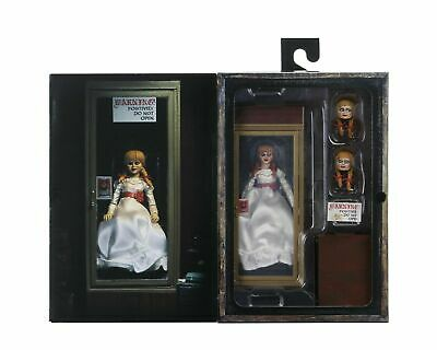 """NECA The Conjuring Universe Ultimate Annabelle 7"""" Scale Action Figure Collection"""
