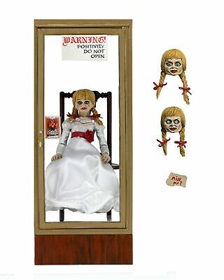 """NECA The Conjuring Universe Ultimate Annabelle 7"""" Scale Action Figure OFFICIAL"""