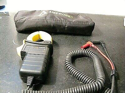 Amprobe A400 AC Current Transducer Clamp On Tester w carrying pouch 0.1A to 400A