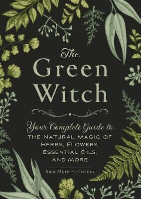 The Green Witch by Arin Murphy-Hiscock 🔥PDF Book 🔥30 Sec Delivery