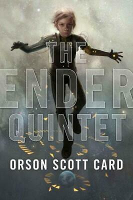 The Ender Quintet by Card Orson Scott |ALL IN ONE| 🔥PDF Book 🔥30 Sec Delivery