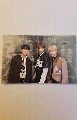 Stray Kids Changbin Hyunjin Felix Yellowwood Unit Photocard