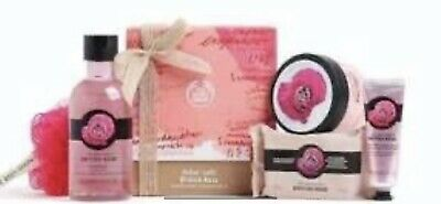 The Body Shop British Rose Gift Set Great For Mothers Day - Birthdays