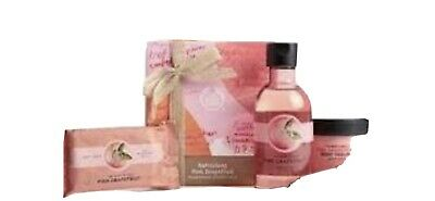 The Body Shop Pink Grapefruit Gift Set Great For Mothers Day - Birthdays