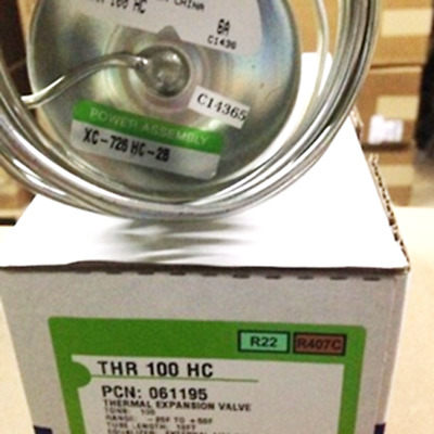 H●Emerson THR 100 HC Thermal Expansion Valve New