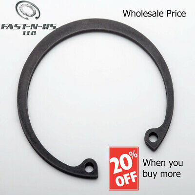 External Retaining Ring//Snap Ring//DIN 471-33 Pack of 500 Phosphate Finish