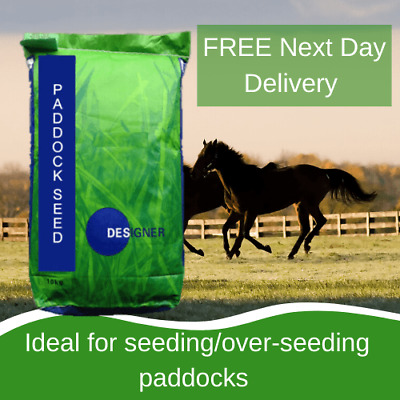 PADDOCK GRASS SEED 14Kg HIGH QUALITY SEED 1 ACRE PACK