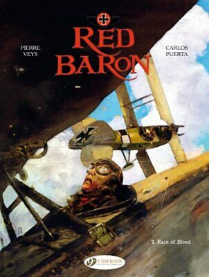 Red Baron: Rain of Blood Vol.�2, Paperback,  by Pierre Veys