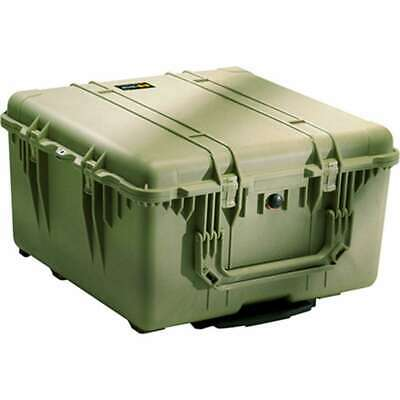 Pelican 1640 Toughest Watertight Equipment Heavy Duty Case - Green Color