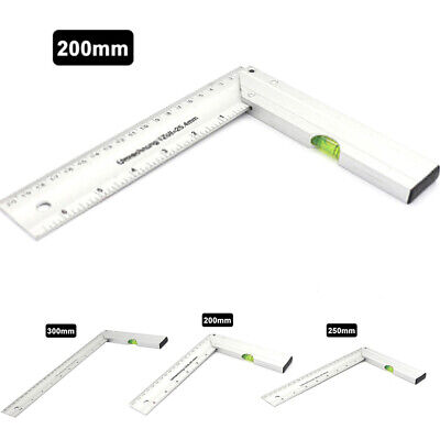 """Steel 90º Square Precision Right Angle Engineer/'s Layout Square Small 2/"""""""