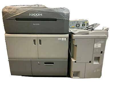 Ricoh Pro C9110 Color Printer