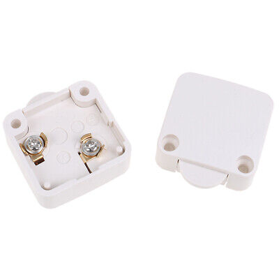 1*202A Automatic Reset Switch Wardrobe Cabinet Light Switch Door Control Swi PT