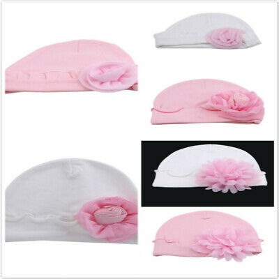 Knitted Cap Kids Hats Headband Headwear Cap Kids & Baby Sweets Beanie Flower Hat