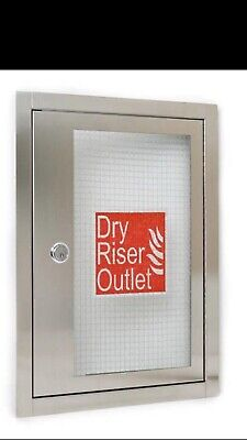 Dry Riser Outlet Architrave Frame Stainless Steel
