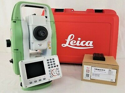 """Used Leica TS07 3"""" R500  Reflectorless Total Station"""