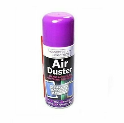 200ml Compressed Air Duster Cleaner Can Laptop Keyboard Keypad Mouse Printers