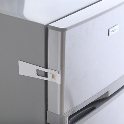 Child Safety Lock Refrigerator Cabinet Lock for Baby Security Safe Protectio HU