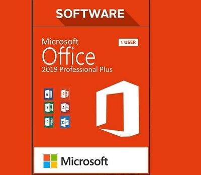 Office 2019 Pro Plus Lifetime License Key 🔑 For win🔥instant delivery
