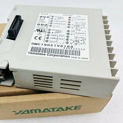 H●YAMATAKE Azbil DMC10D2TV0100 Multichannel Regulator New
