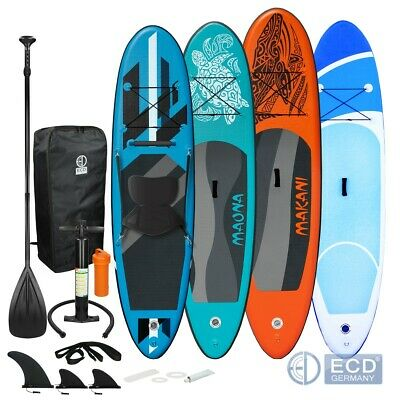 10FT Inflatable stand up paddle surfing board SUP paddleboard 305-320 cm kayak