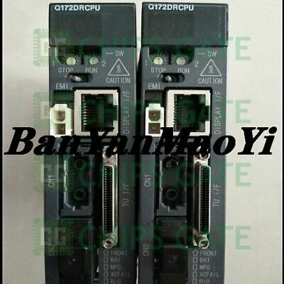 FedEx DHL  USED Mitsubishi Q172DRCPU Tested in Good Condition Fast Ship