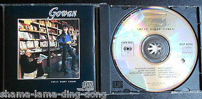 Great Dirty World - Larry Gowan [Styx] (CD 1987 Columbia) f. Jon Anderson of Yes