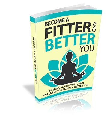Become a Fitter And Better You 🔥PDF Book 🔥30 Sec Delivery